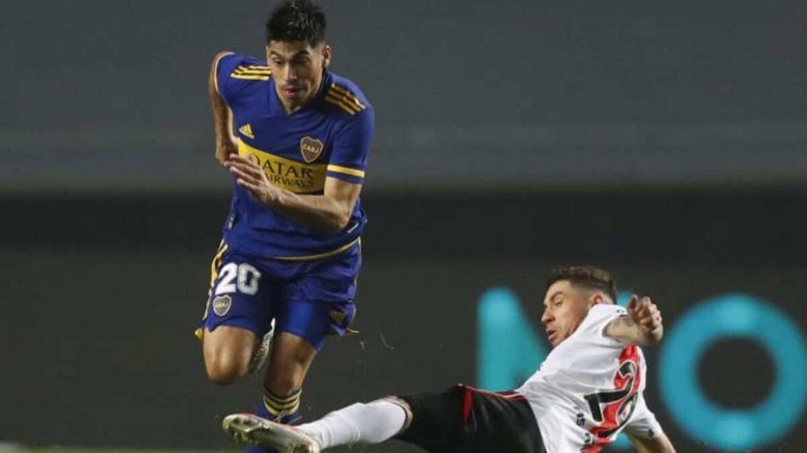 Juan Ramírez vuelve a ser titular en Boca