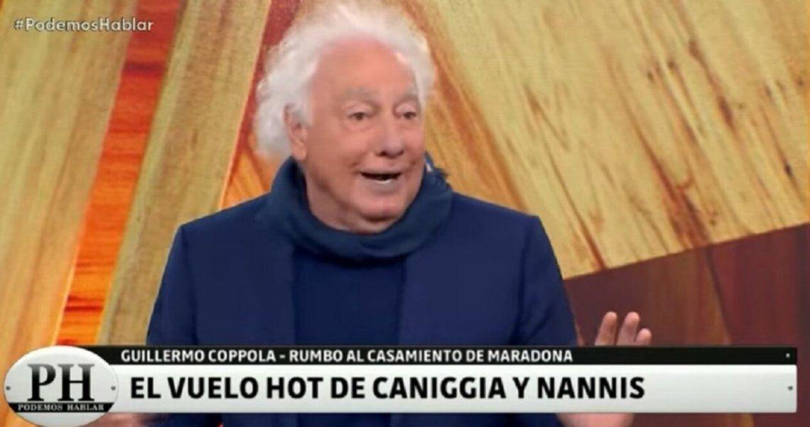 Guillermo Coppola en PH Podemos Hablar