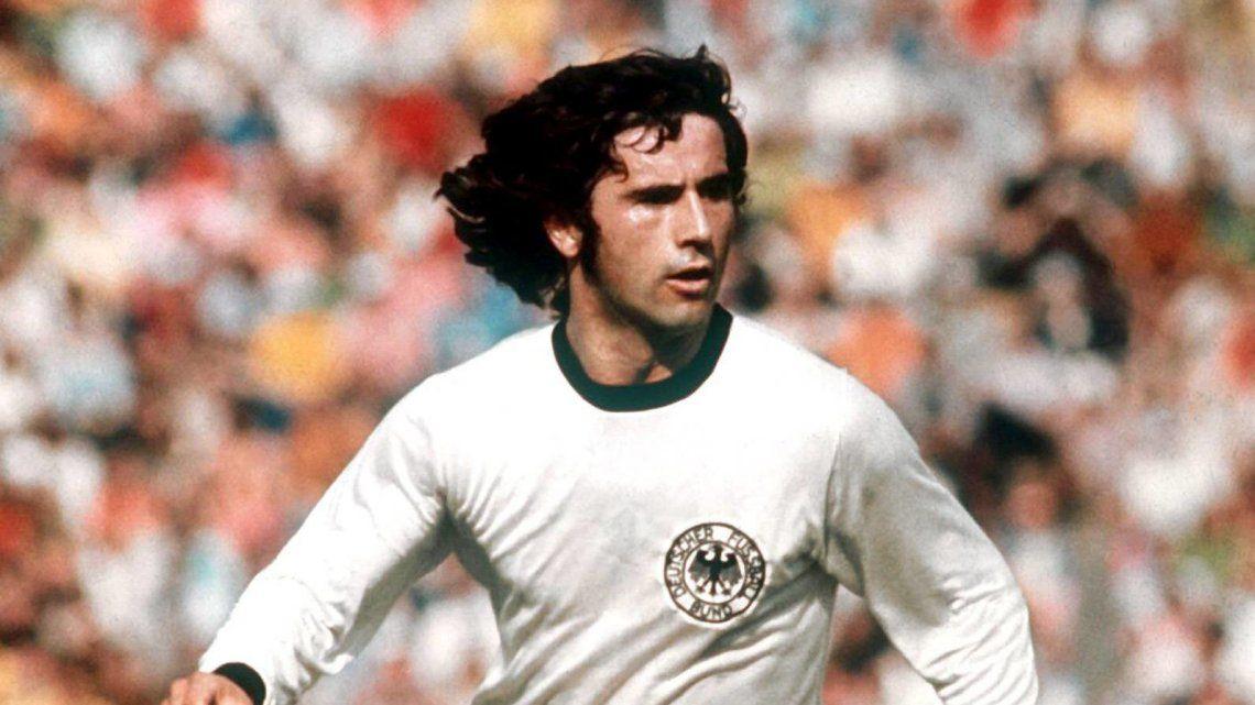 En 607 partidos con la camiseta de Alemania