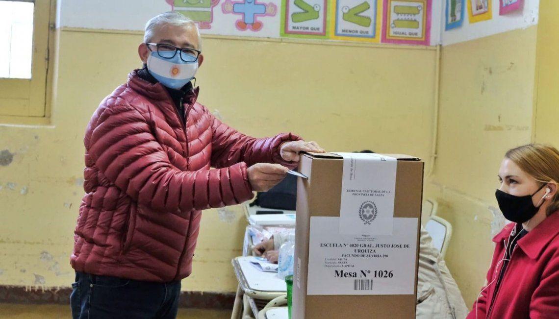 En Salta están habilitadas para votar 1.052.535 personas.