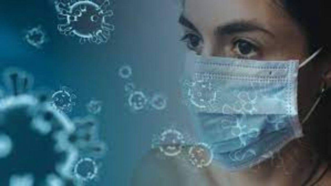 La pandemia de coronavirus ya mató a 109.041 personas.