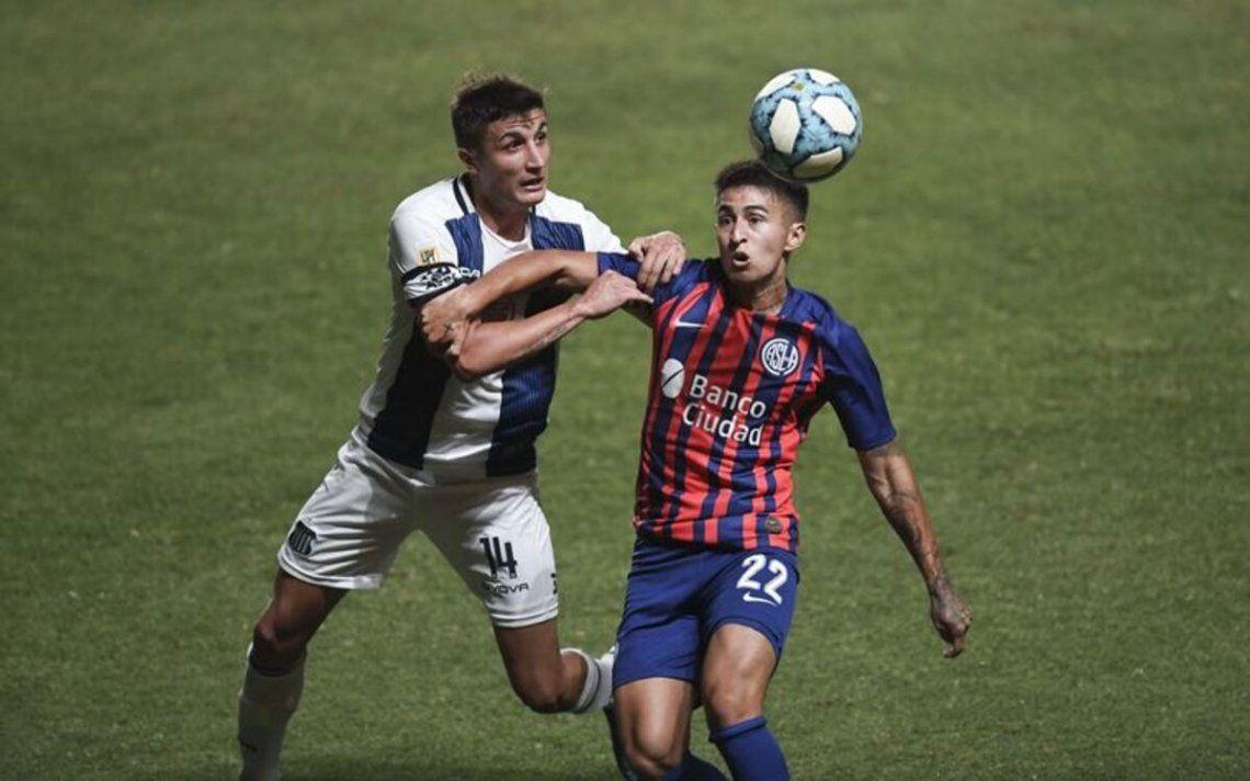 Liga Profesional: San Lorenzo quiere recuperarse ante Talleres.