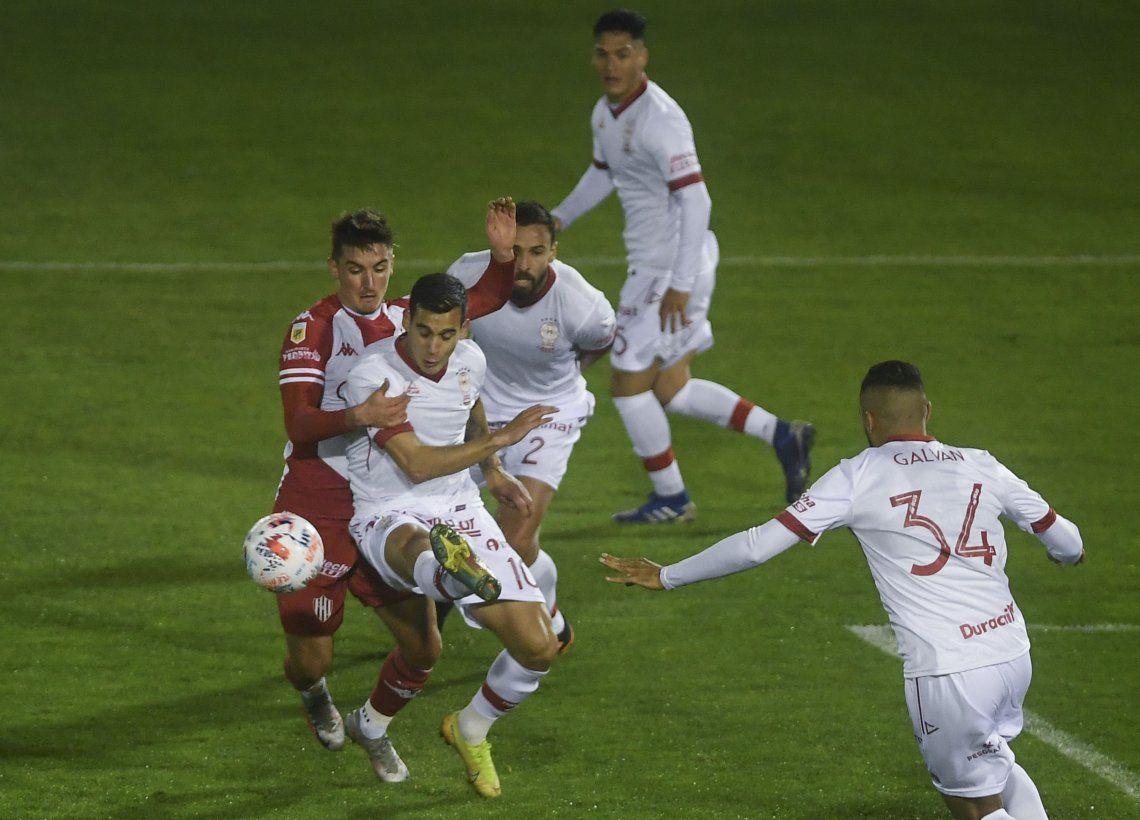Las mejores fotos de la sexta fecha de la Liga Profesional