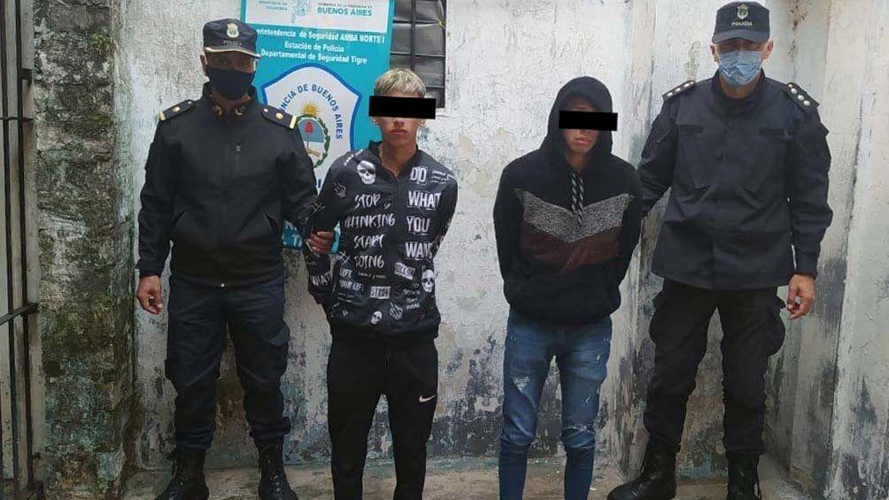 Dos hermanos detenidos por el crimen.