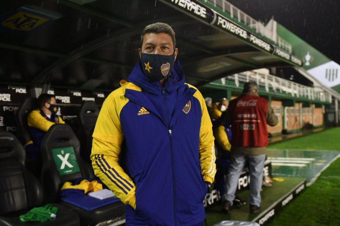 Battaglia, el más ganador de la historia de Boca, ya es el nuevo técnico