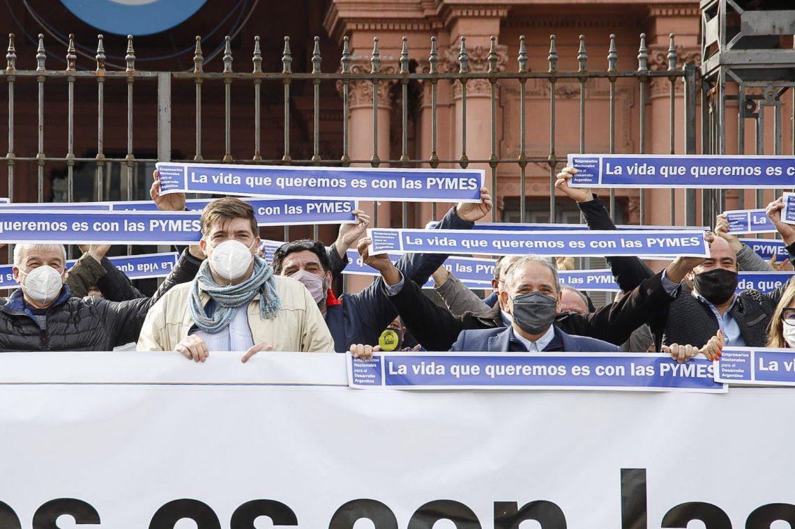 El Frente de Todos apoya a Sergio Palazzo en el impulso de la jornada laboral reducida