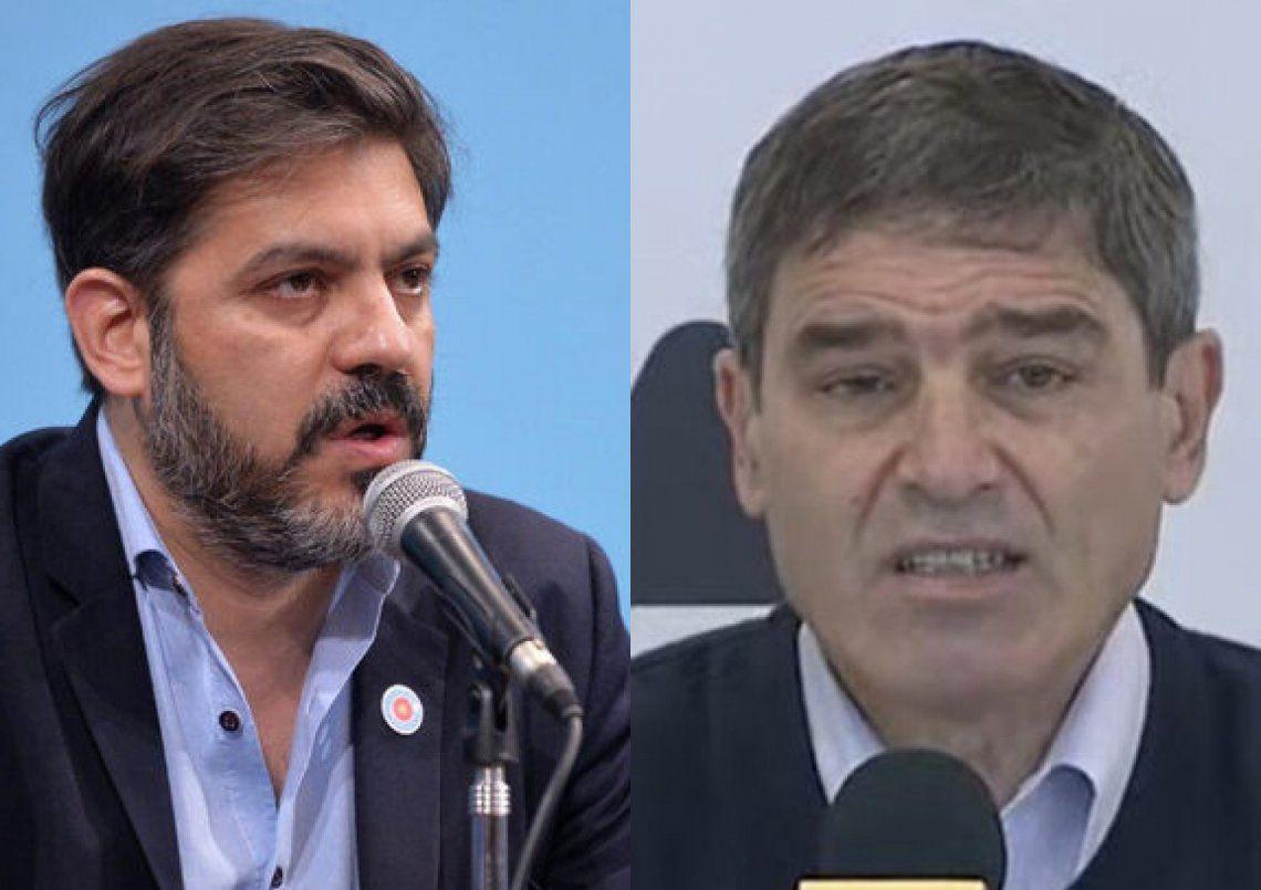 Bianco y Quirós se cruzaron tras el escándalo en Olivos.