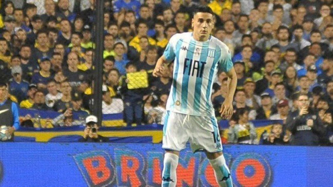 Mauricio Matínez nuevamente a disposición del técnico.