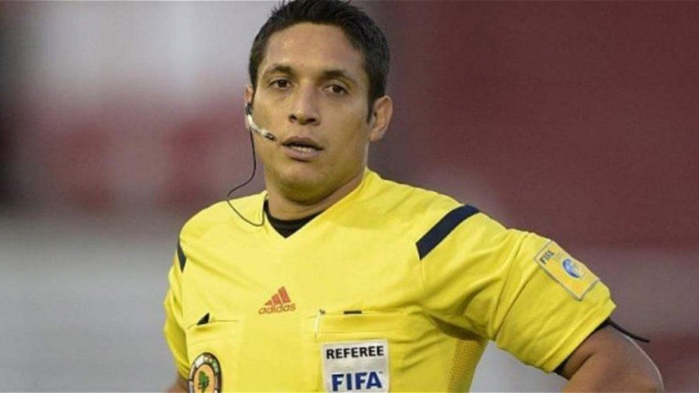 Jesús Valenzuela arbitrará Brasil-Argentina