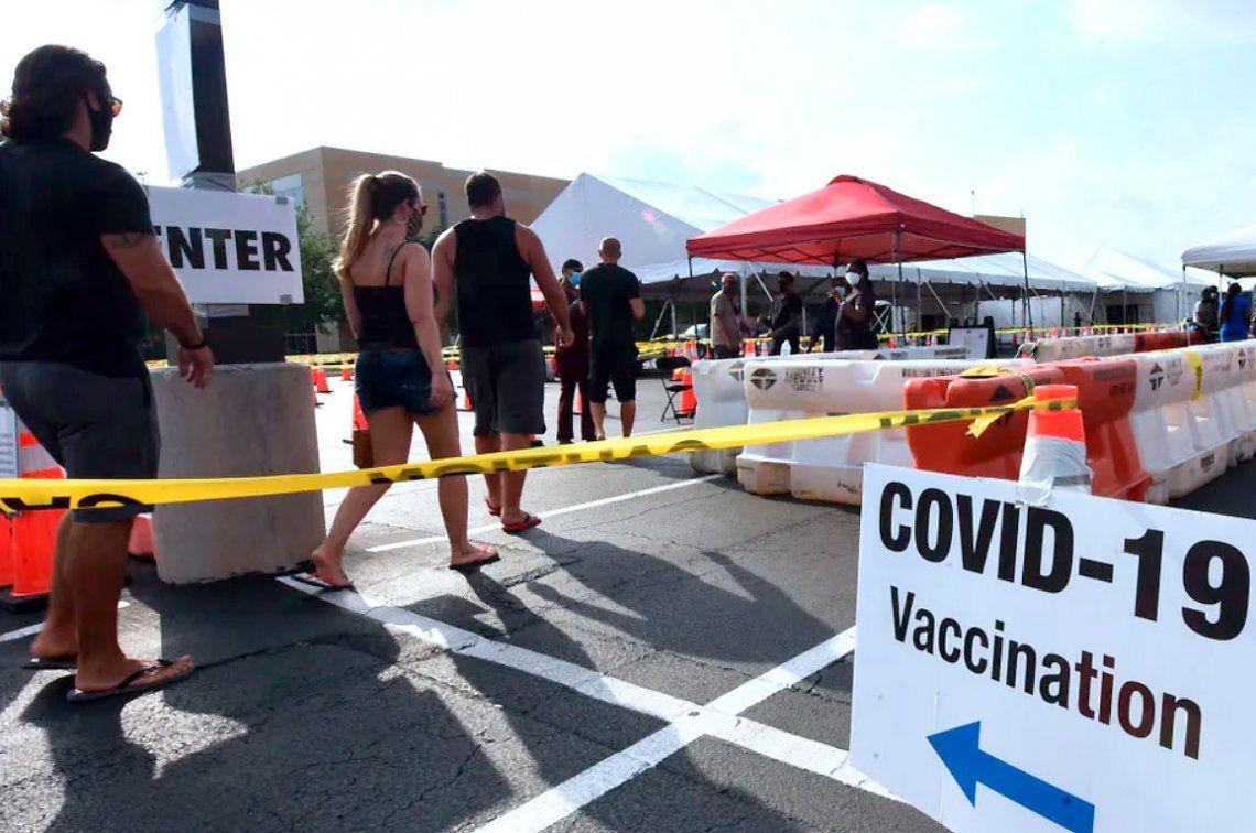 Estados Unidos comenzará a dar una tercera dosis contra el Covid-19 a partir de septiembre.