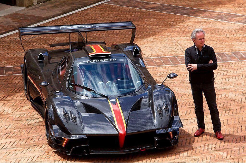 Pagani fabrica los autos súper deportivos más exclusivos del mundo. Archivo.