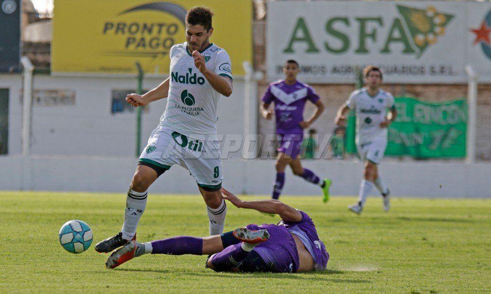 Gabriel Graciani sería titular en Sarmiento