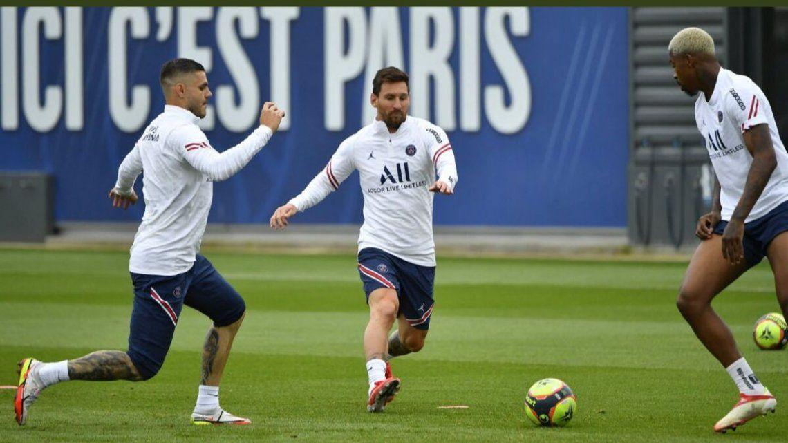 Lionel Messi no deburá mañana en el PSG.