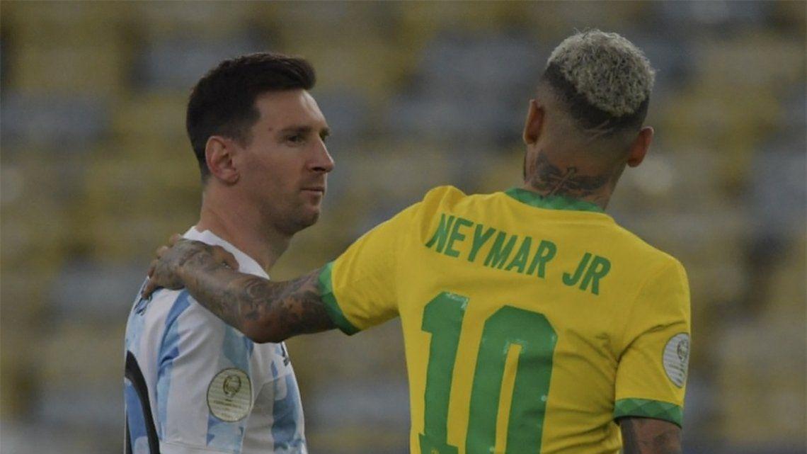 Argentina y Brasil volverán a enfrentarse a inicios de septiembre en San Pablo.