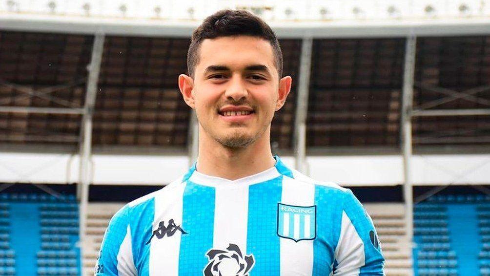 Maximiliano Lovera será titular en Racing