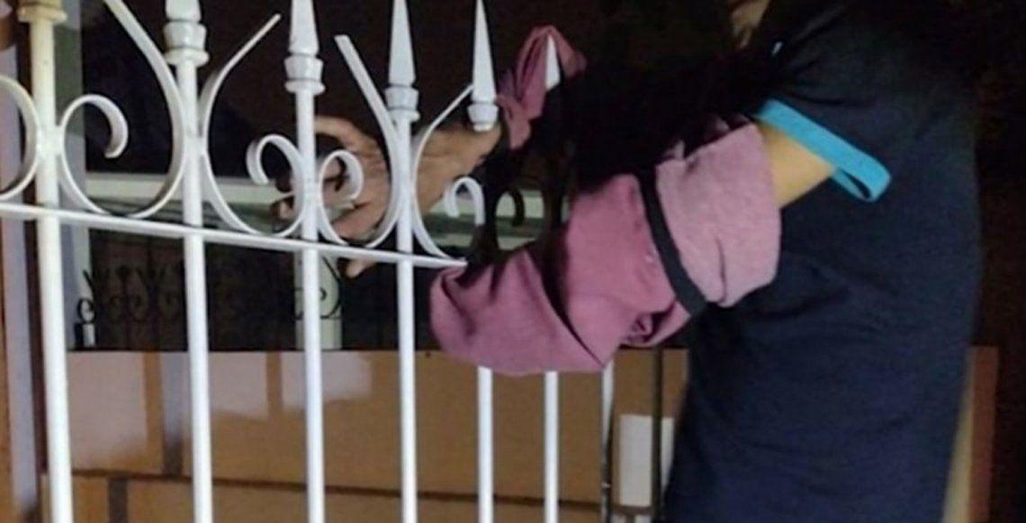 El insólito hecho tuvo lugar en Córdoba.