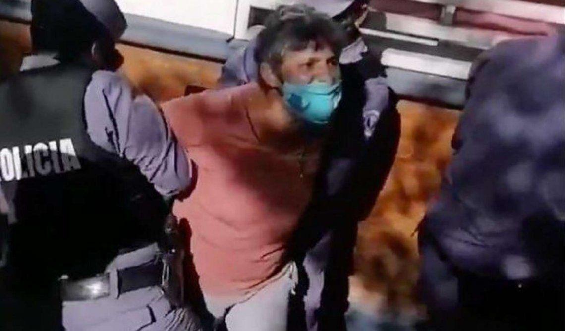 Formosa: el detenido quería ser concejal.