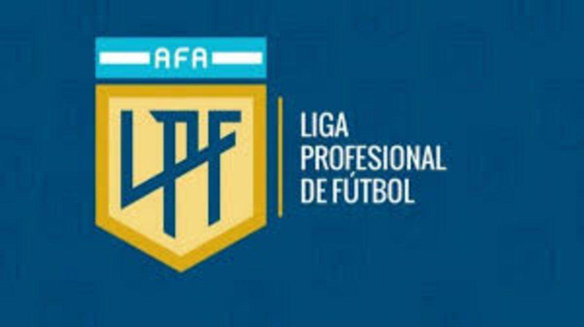Posiciones de la Liga Profesional de fútbol