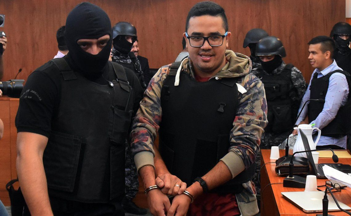 Fiscales anticiparon que para Cantero solicitaron 24 años de prisión por siete hechos de amenazas coactivas.