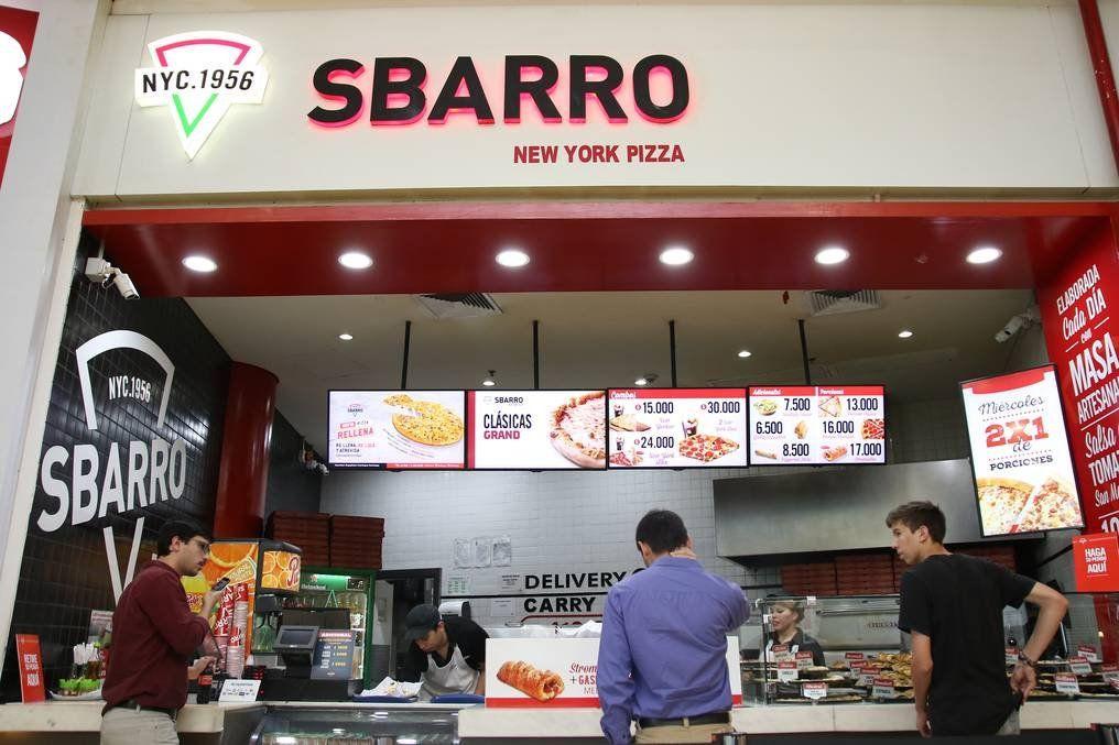 La cadena internacional de pizzerías Sbarro desembarca en Argentina