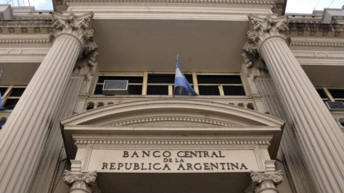 Los 4.334 millones de dólares pasan a engrosar las reservas del Banco Central