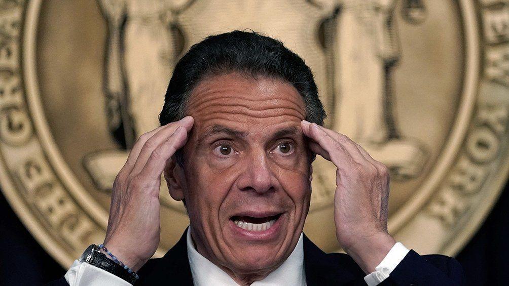 Cuomo dejo la gobernación de Nueva York.