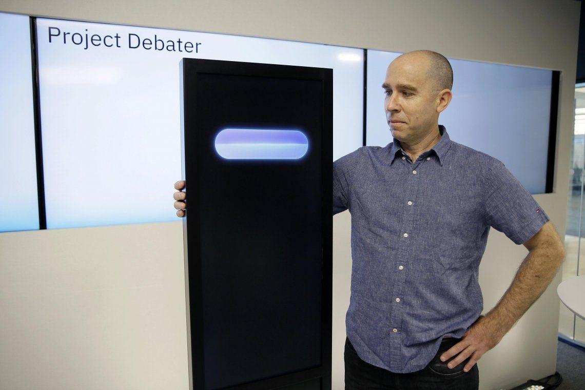 Una computadora demostró que puede debatir con personas