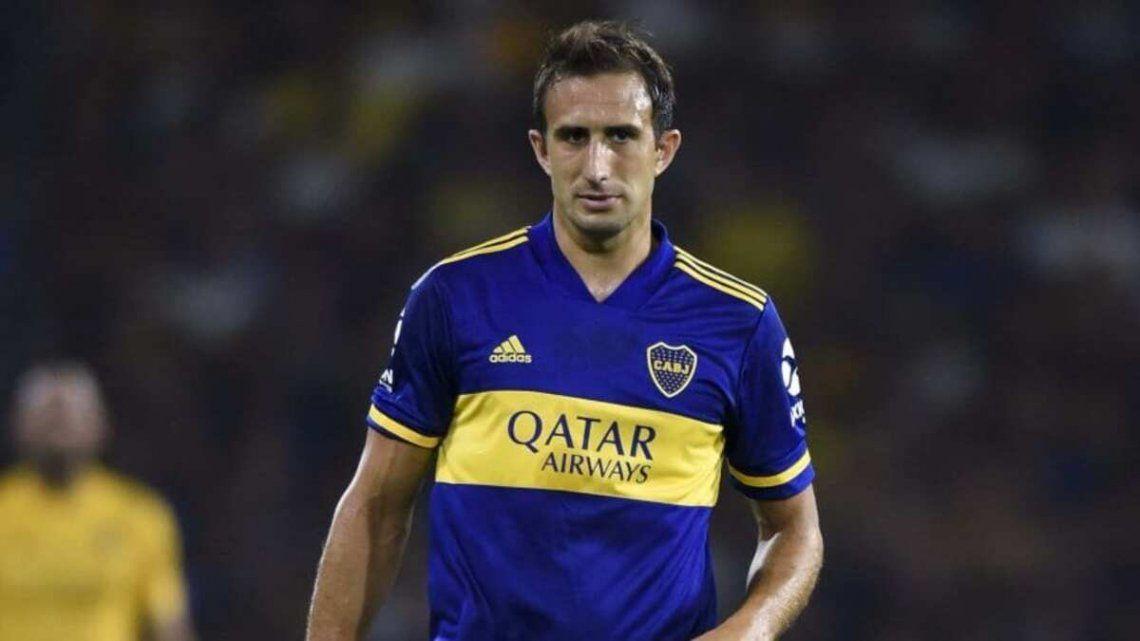 Carlos Izquierdoz aporta solidez a la defensa de Boca