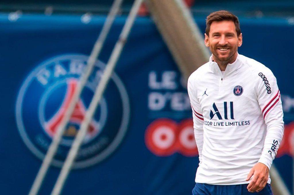 Lionel Messi podría debutar el domingo en el PSG