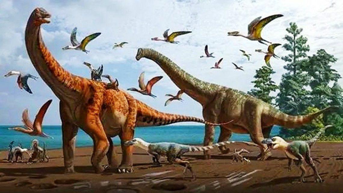 China: descubren dos nuevos dinosaurios que habitaron la Tierra hace más de 120 millones de años