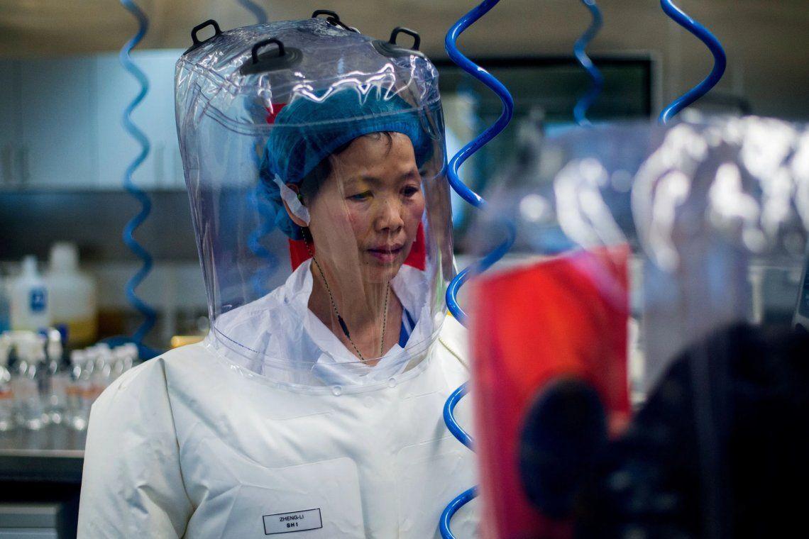 Estados Unidos no pudo concluir si el coronavirus salió de un laboratorio chino