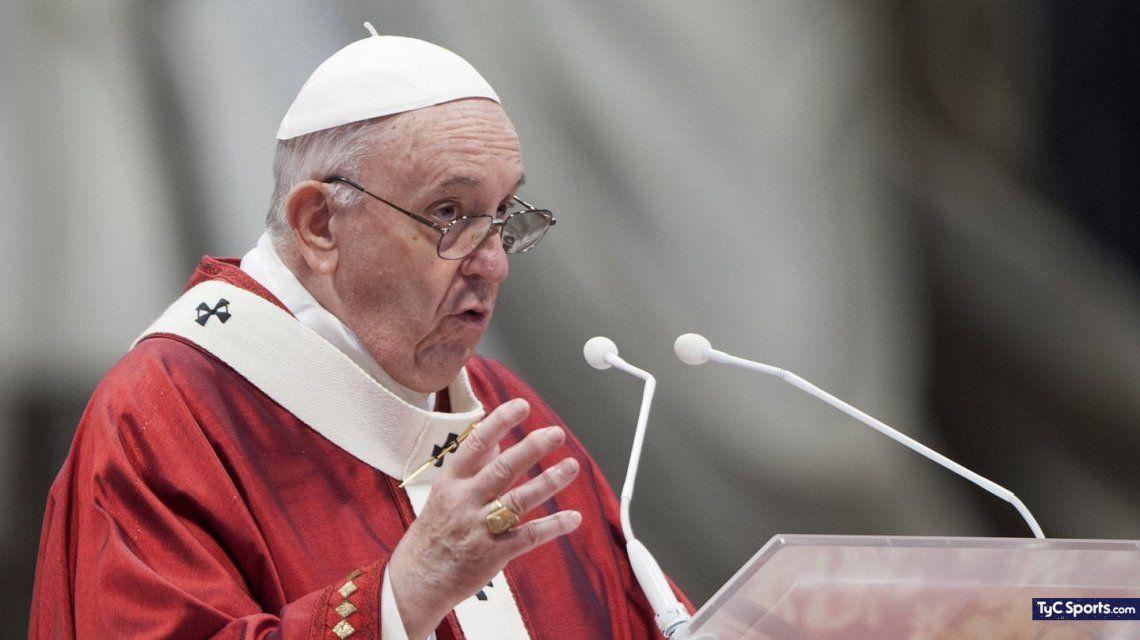 El Papa Francisco pidió más regulación contra las fake news