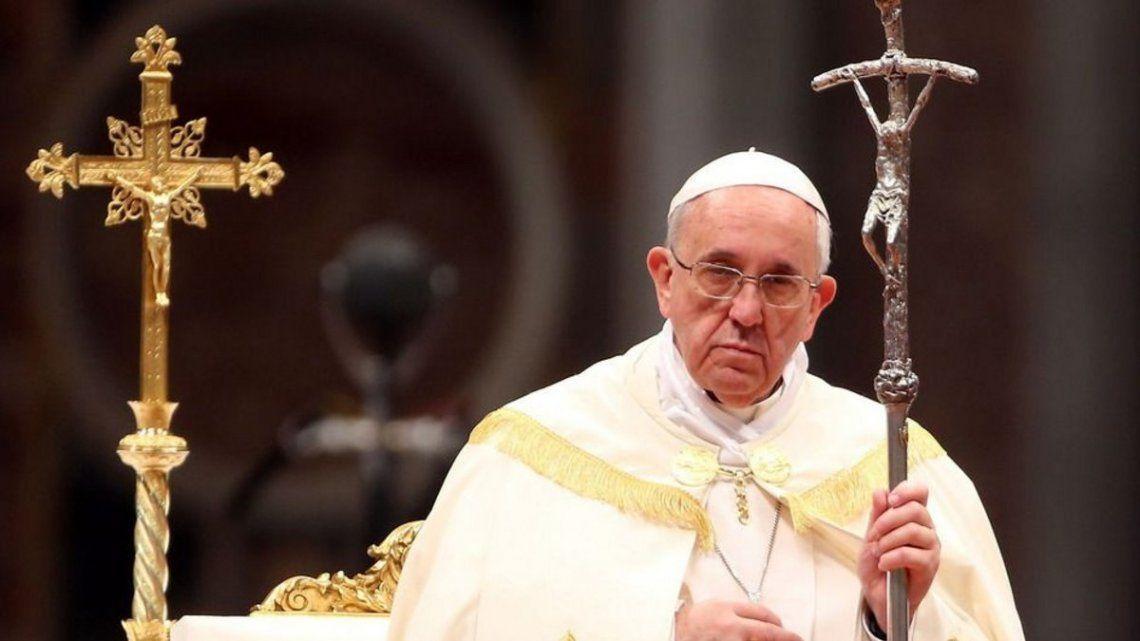 Francisco contra políticos hipócritas con vidas diferentes en público y privado