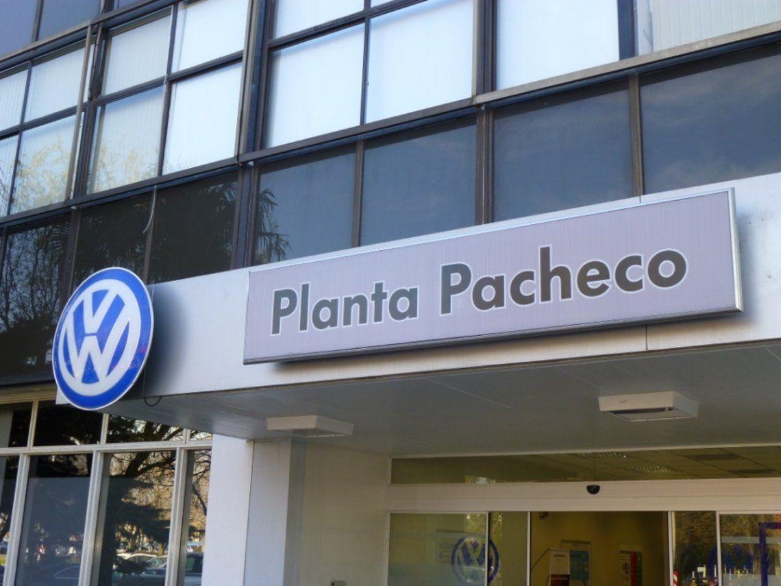 Planta General Pacheco de Volkswagen Argentina