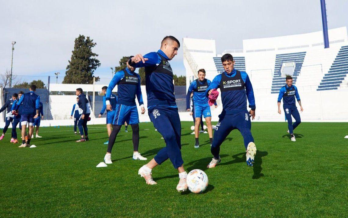 Último entrenamiento de Talleres de Córdoba.