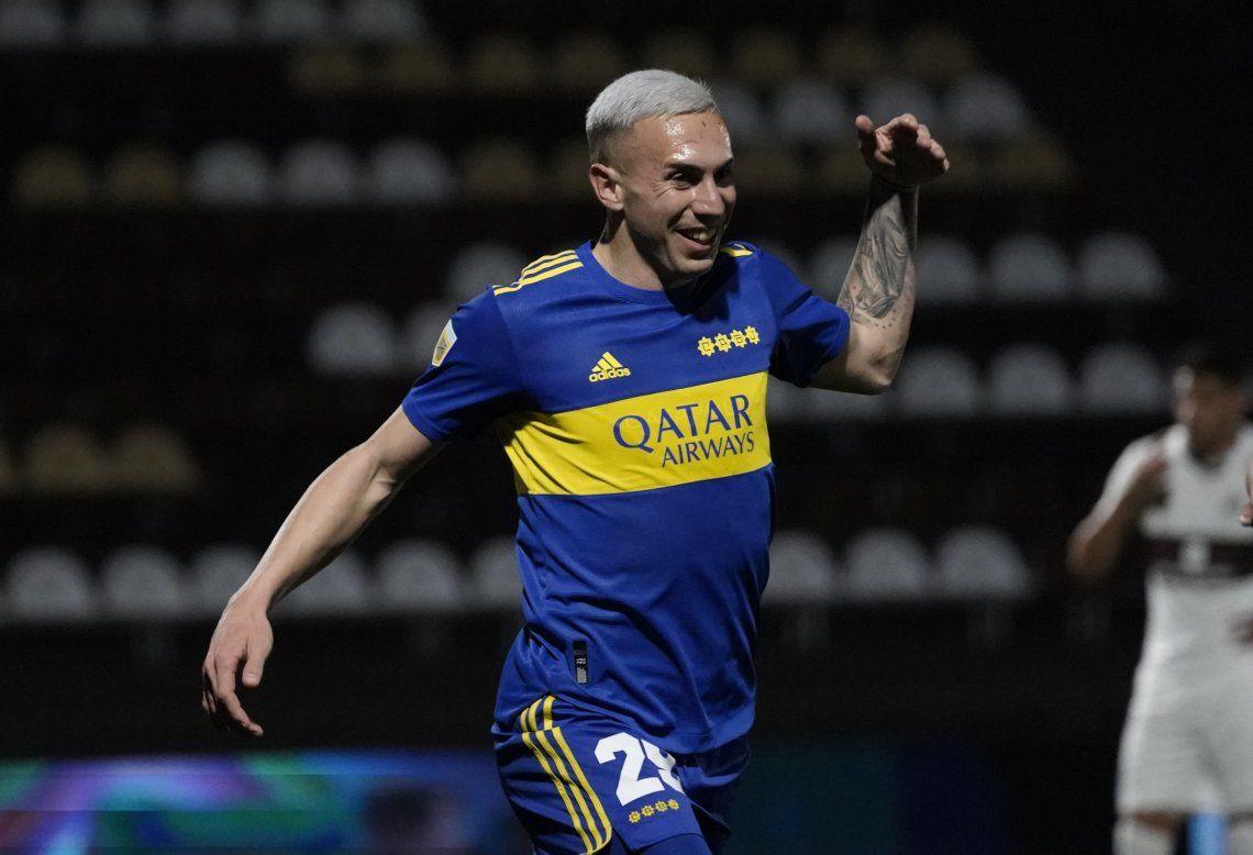 Boca derrotó a Platense en Vicente López