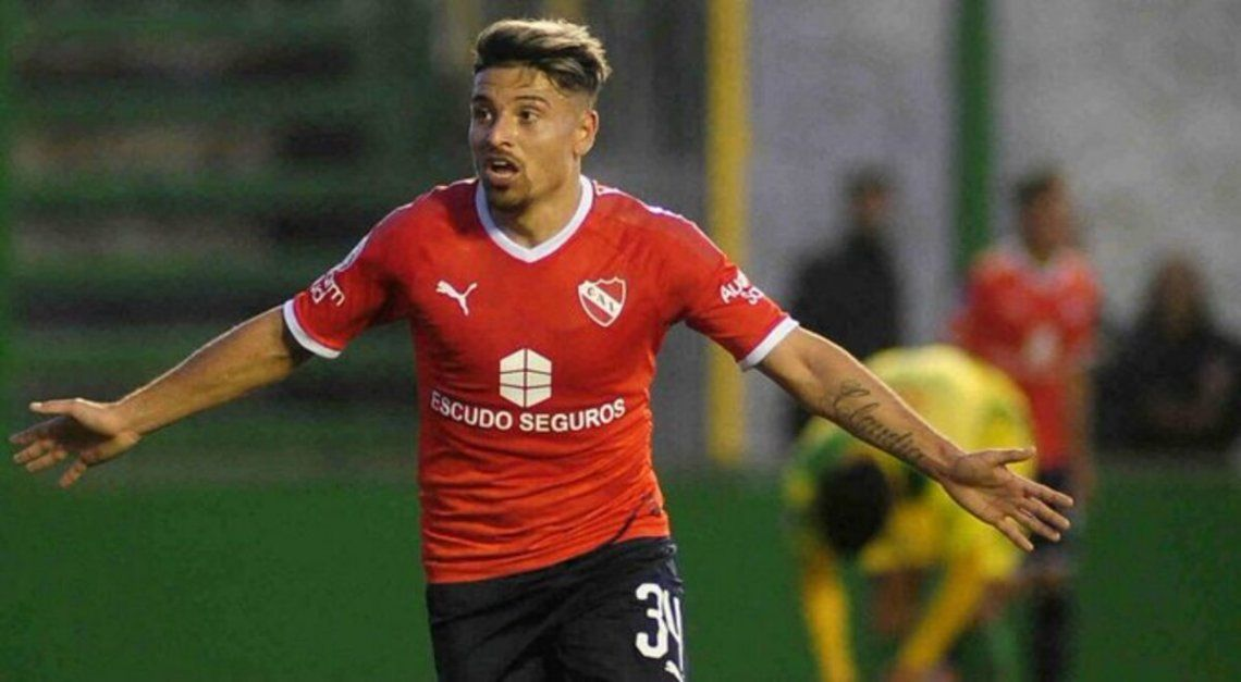 Sebastián Palacios podría emigrar al fútbol de Grecia.