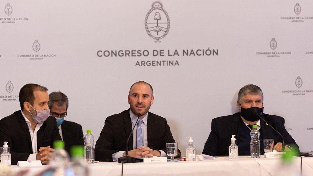 El ministro Guzmán