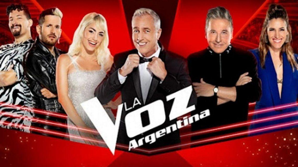 El show en vivo de La Voz Argentina ya tiene fecha