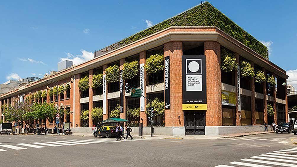 El Museo de Arte Moderno de Buenos Aires inauguró biblioteca especializada