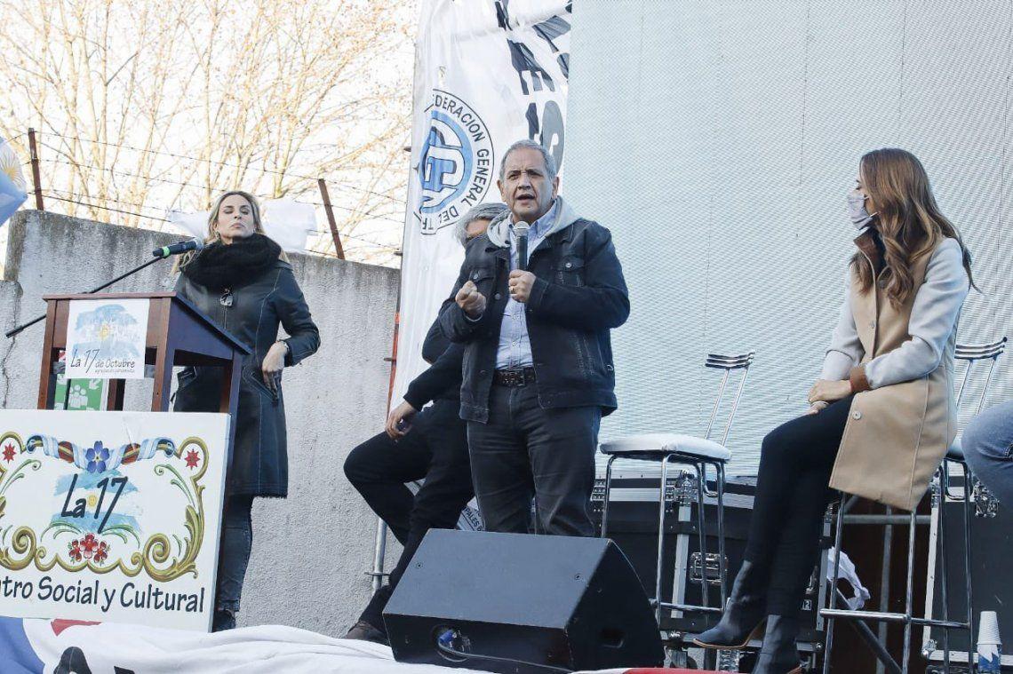 La Bancaria ratificó el respaldo a la candidatura a diputado nacional de Sergio Palazzo