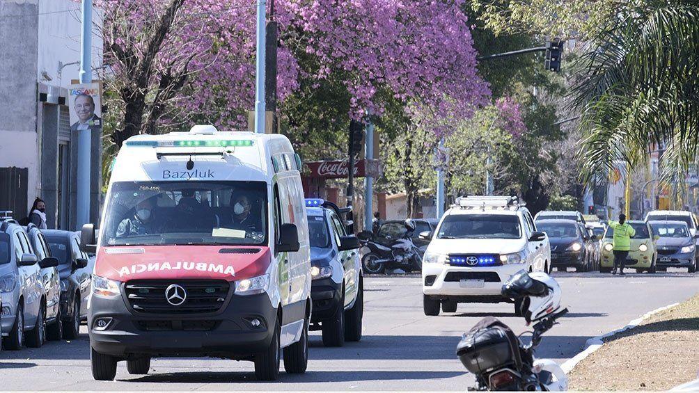 El diputado peronista baleado fue internado en un hospital de mayor complejidad: está estable