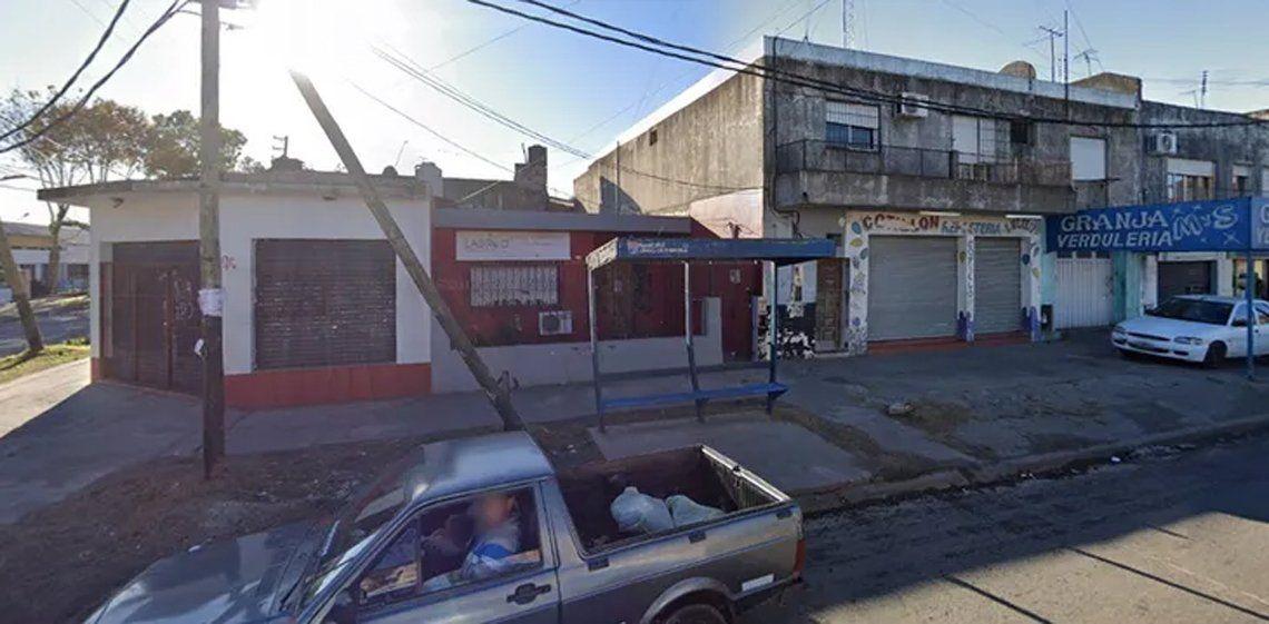 Ocurrió en Villa Centenario.