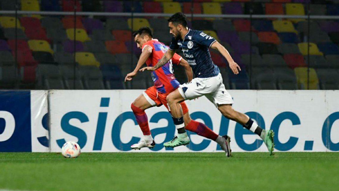 Buen triunfo de Independiente Rivadavia sobre Güemes