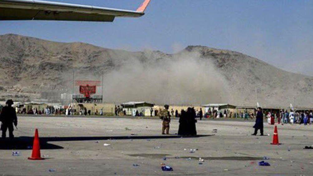 Estados Unidos mató a dos terroristas del EI en Afganistán con un dron