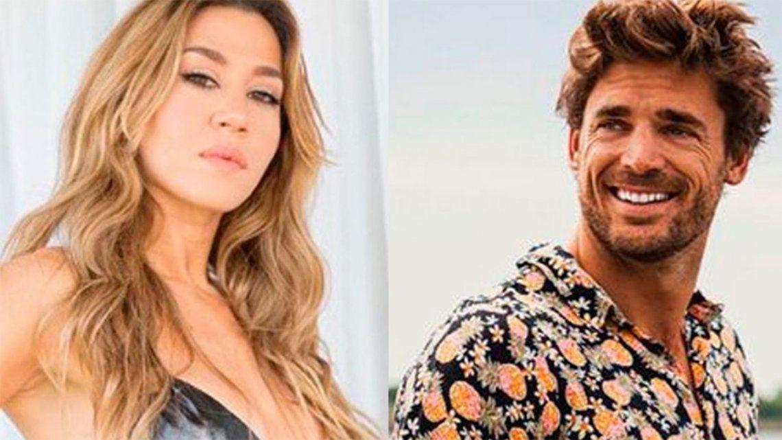 Jimena Barón presentó a su nuevo novio en las redes sociales.