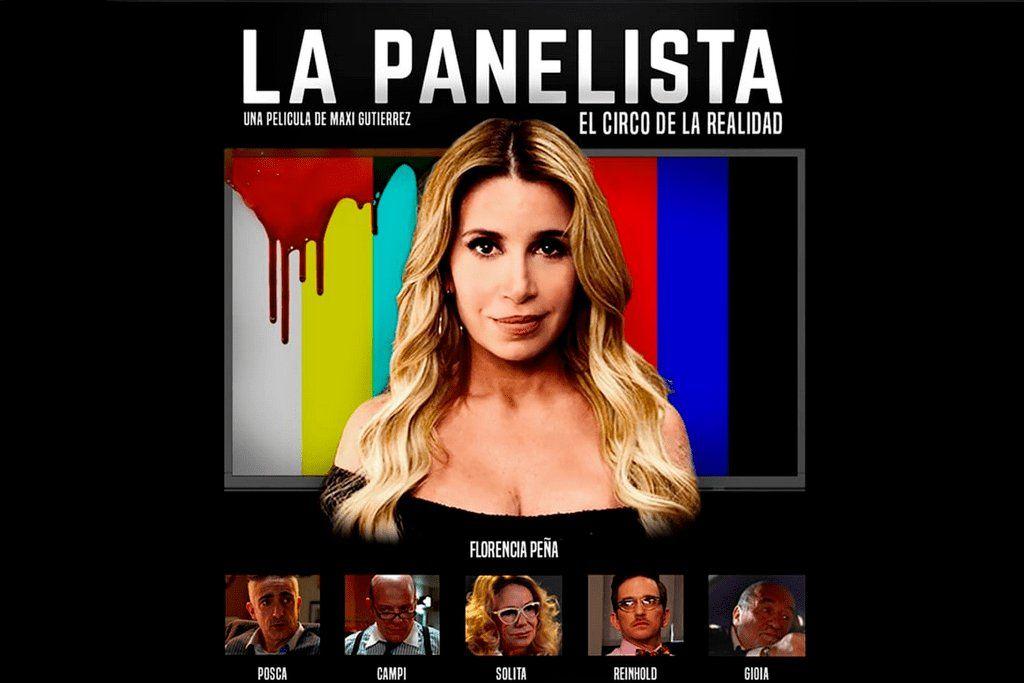 La panelista,  una nueva película de Maxi Gutiérrez