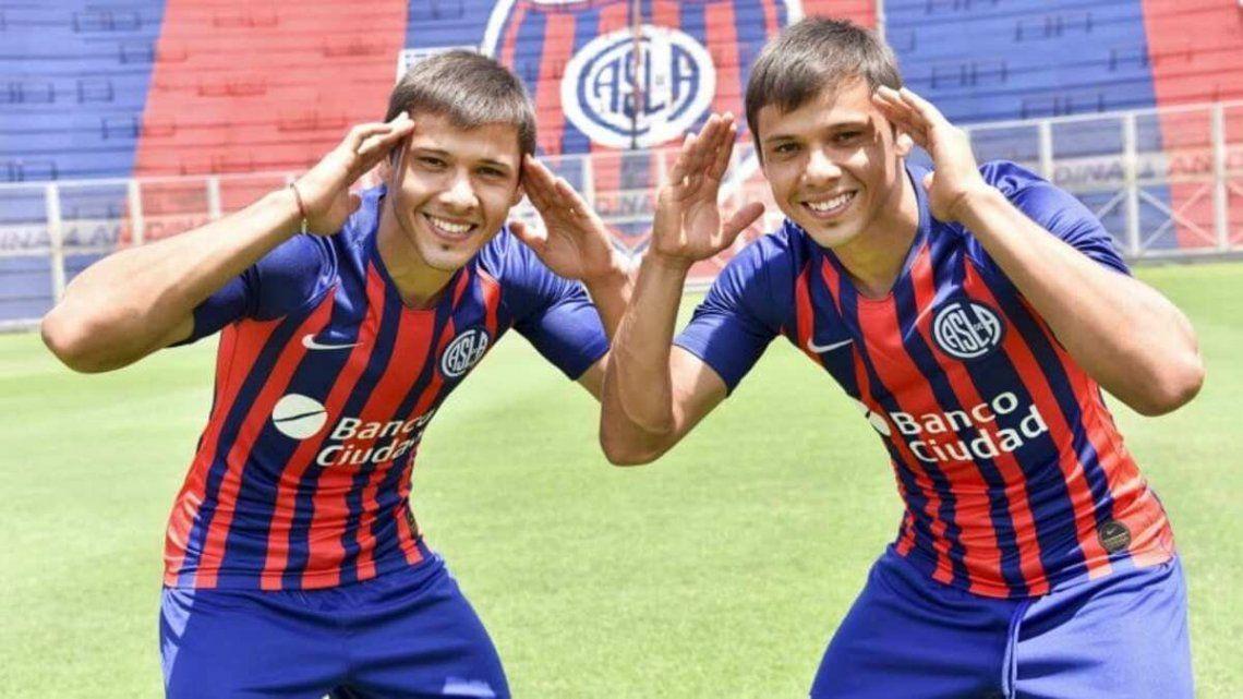 Los hermanos Romero se van al Corinthians