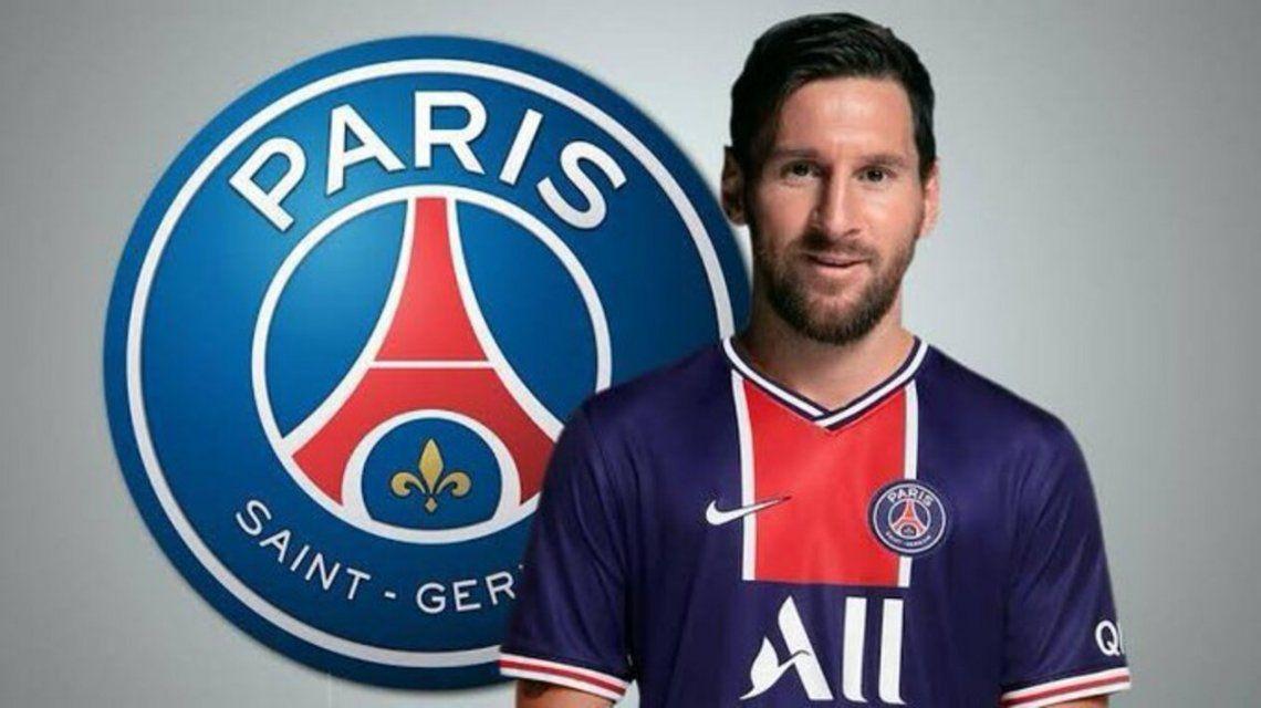 Messi debuta este domingo con el PSG en Reims