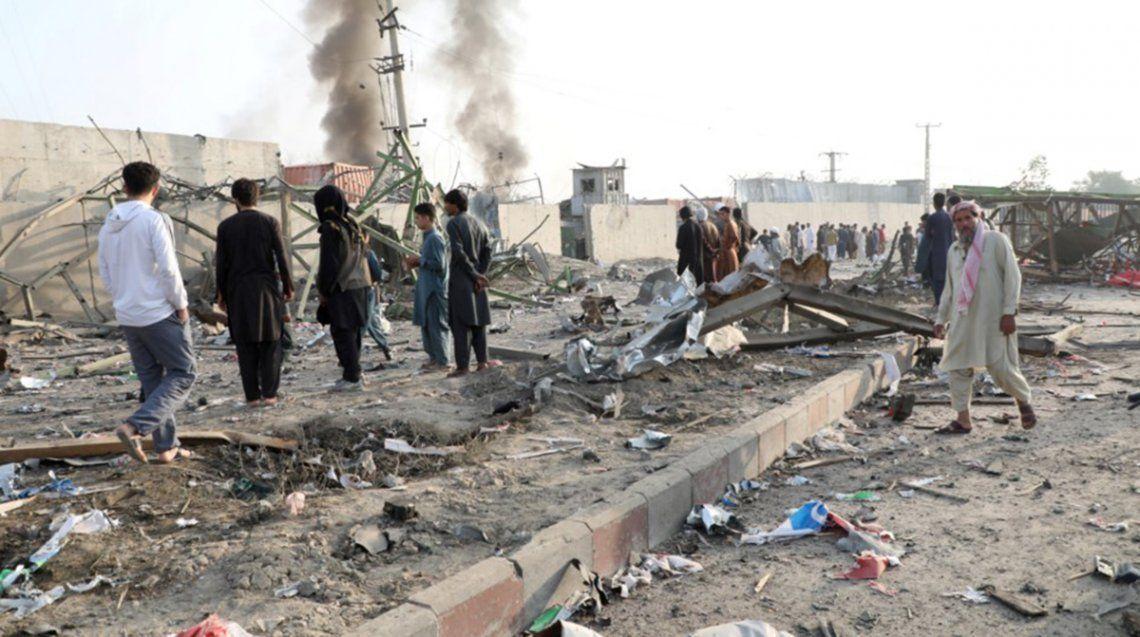 El suceso tuvo lugar tres días después de un sangriento atentado en el aeropuerto de la capital afgana.